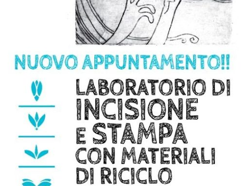 Laboratorio di incisione e stampa