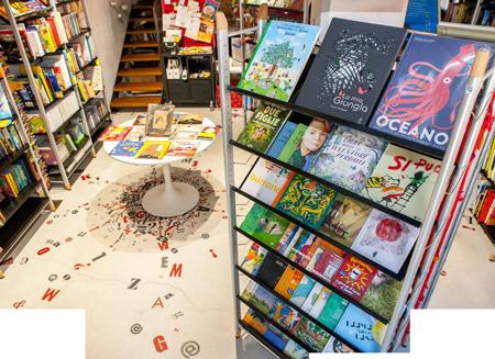 libreria per ragazzi la Cicala