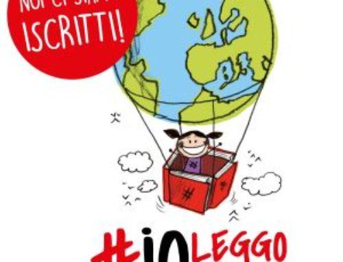 #IOLEGGOPERCHÉ: anche quest'anno la Cicala c'è!