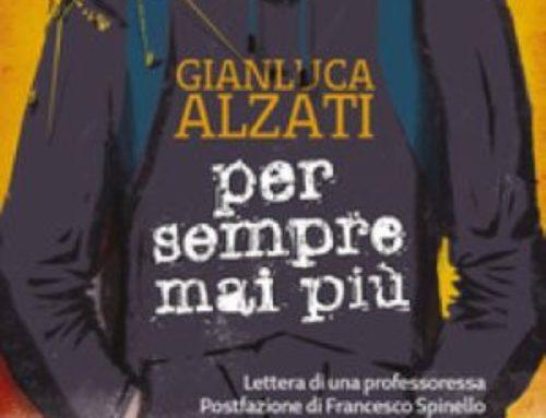 Sabato 14 dicembre dalle 16.30 Gianluca Alzati in libreria