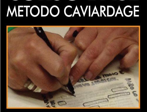 METODO CAVIARDAGE corso base