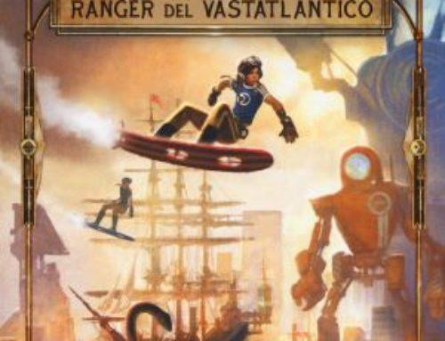 TIMELESS – Diego e i ranger del Vastatlantico