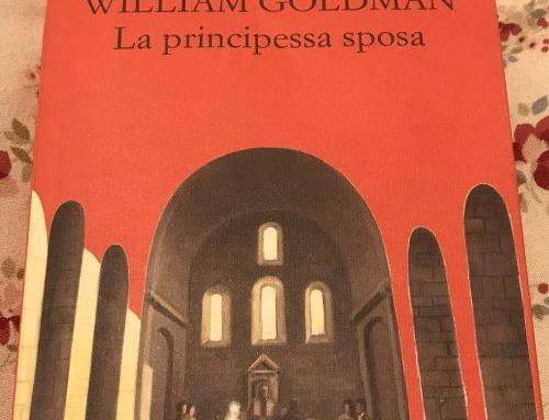 ACQUOLINE: Patrizia Pinto legge l'incipit de La principessa sposa