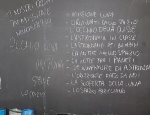 I NOSTRI OCCHI IN MISSIONE NELLO SPAZIO: VIDEO CLIP