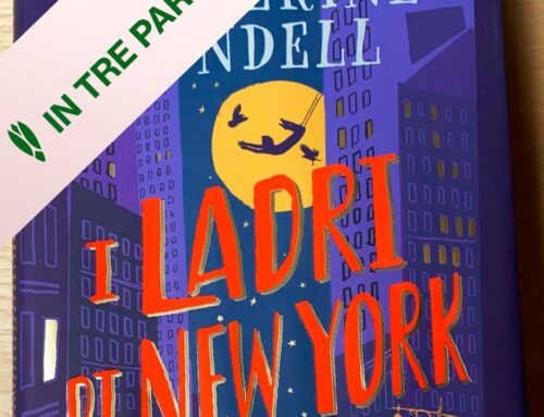 IN TRE PAROLE: I ladri di New York
